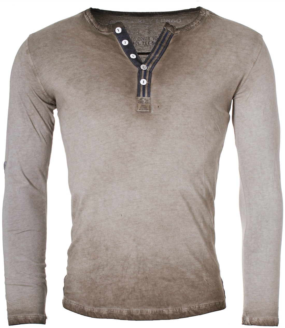 Close [x] Shop our variety of Champion men's long sleeve t shirts, compression t shirts, quarter zip pullovers, Henleys & thermal shirts for men. Champion athleticwear offers a variety of long sleeve athletic shirts for men that are sure to meet your workout and style criteria.