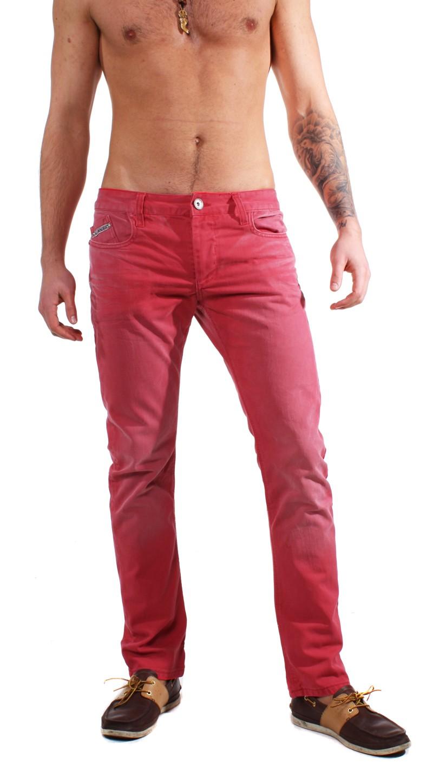 redbridge jeans expression rot rb 185 herren hosen jeans. Black Bedroom Furniture Sets. Home Design Ideas