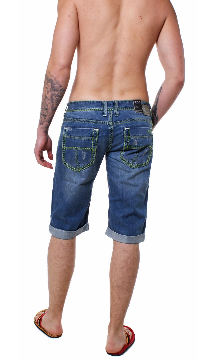jeans kurz herren