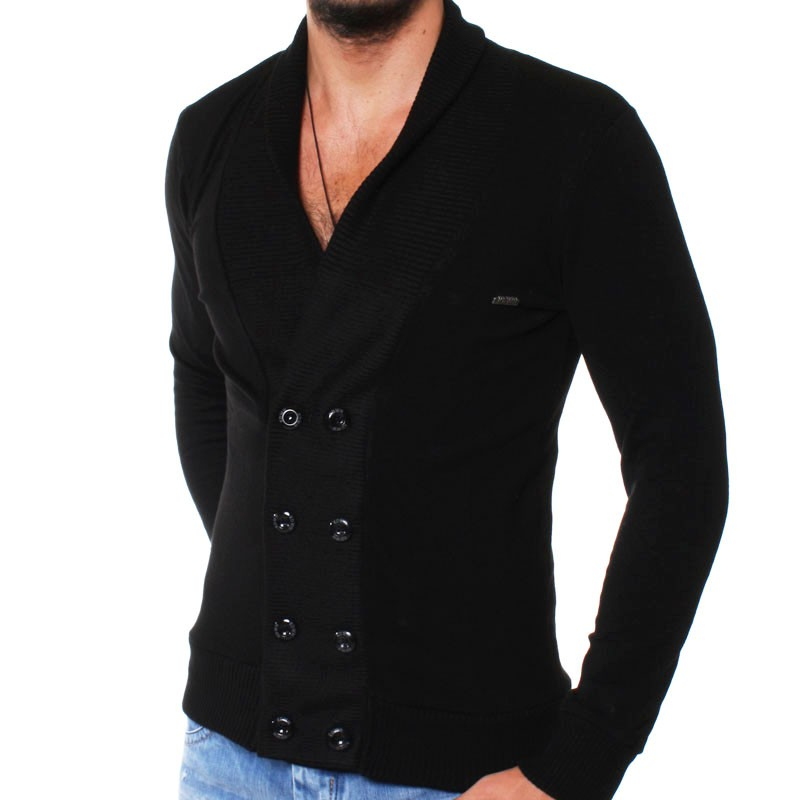 kickdown cardigan strickjacke herren m nner pullover weste. Black Bedroom Furniture Sets. Home Design Ideas
