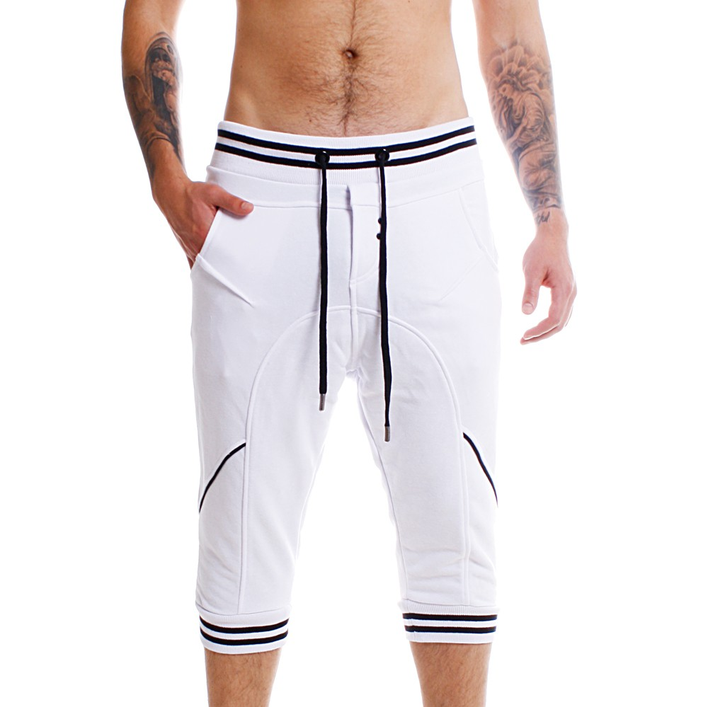 young rich baggy jogginghose shorts sweatpants herren. Black Bedroom Furniture Sets. Home Design Ideas