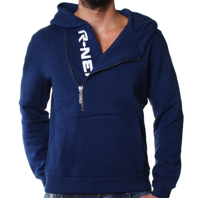 details about rusty neal herren pullover sweatshirt sweater mit kapuze. Black Bedroom Furniture Sets. Home Design Ideas