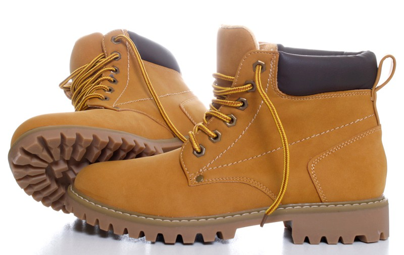 clowse kunstwildleder boots stiefel halbstiefel schn rschuhe f r herren m nner ebay. Black Bedroom Furniture Sets. Home Design Ideas