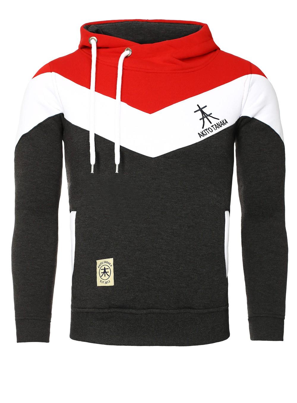 akito tanaka herren sweatshirt 18144 sweater pullover. Black Bedroom Furniture Sets. Home Design Ideas