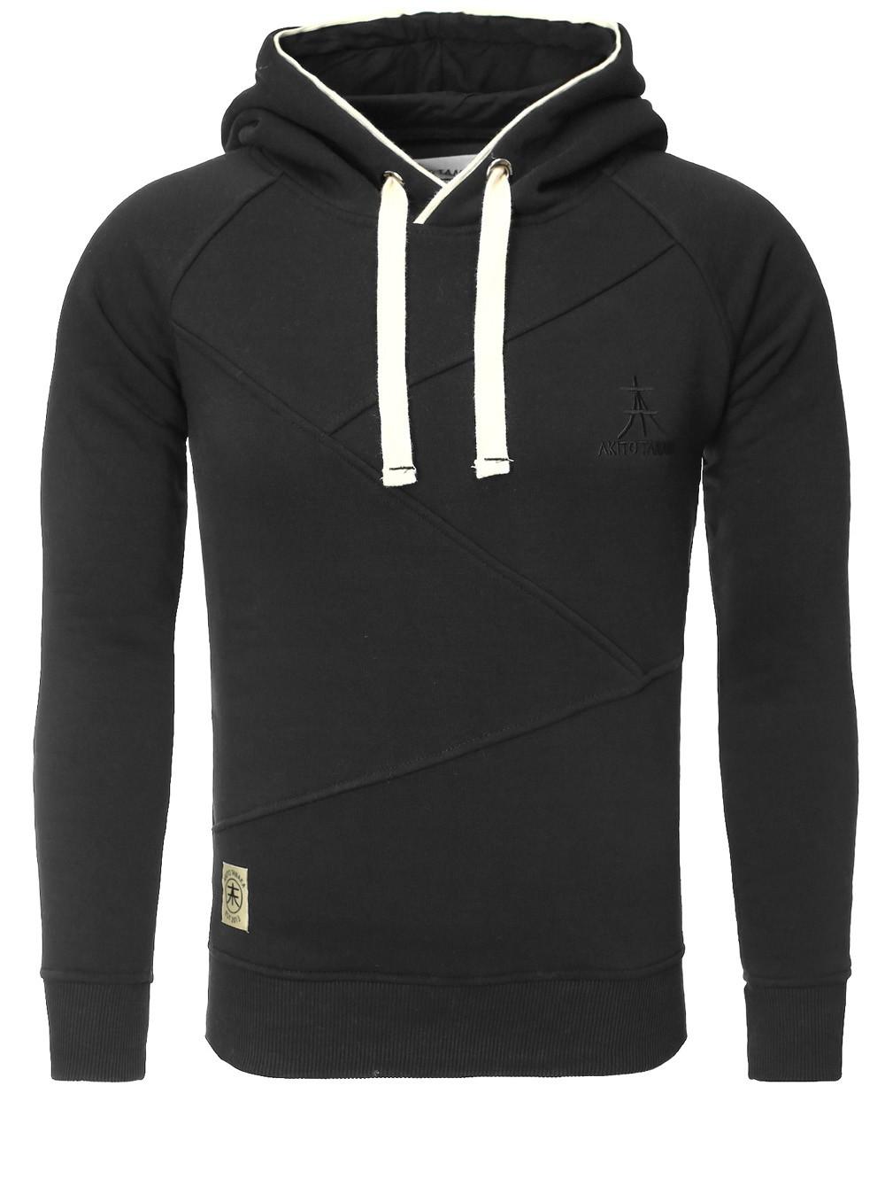 tanaka sweatshirt sweater pullover kapuze slimfit fur herren manner. Black Bedroom Furniture Sets. Home Design Ideas