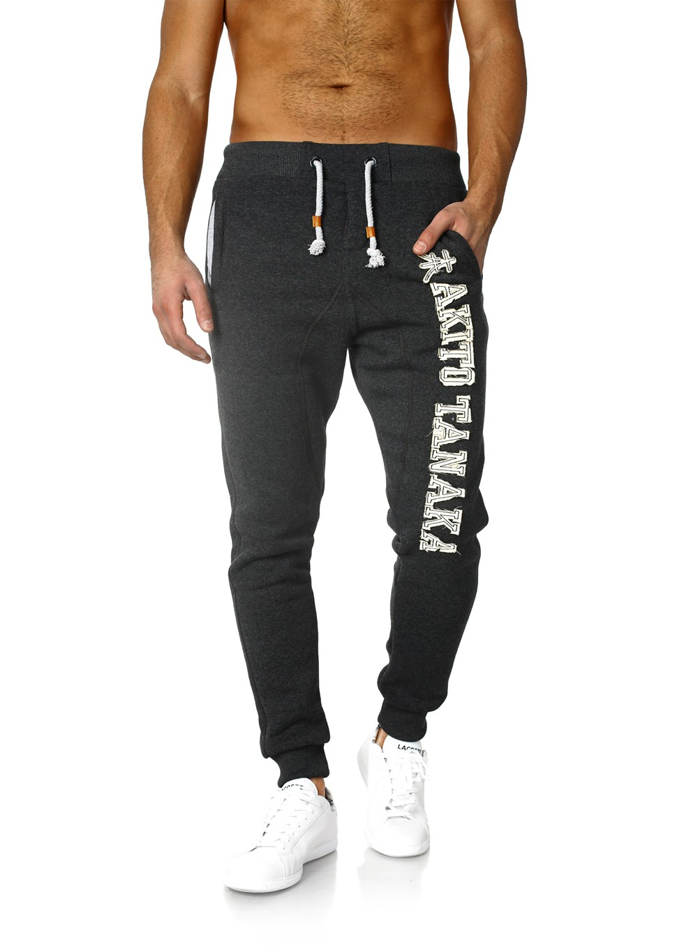 akito tanaka herren sport trainings jogginghose sweatpants baggy. Black Bedroom Furniture Sets. Home Design Ideas