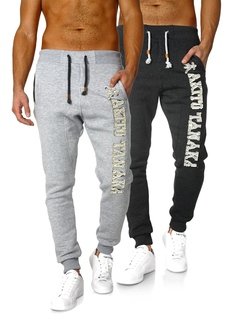 akito tanaka herren sport trainings jogginghose sweatpants. Black Bedroom Furniture Sets. Home Design Ideas